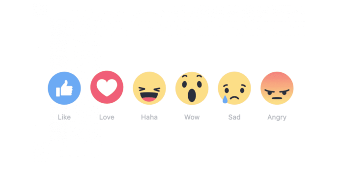 Facebook Adds Reactions to Comments