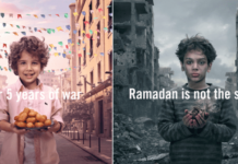 Save the Children launches Ramadan campaign for Syrian children