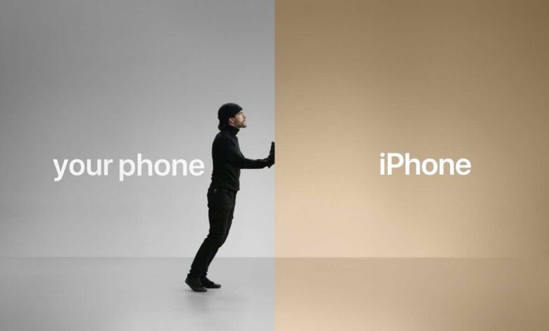 Watch: Apple launches 'Why Switch Campaign'