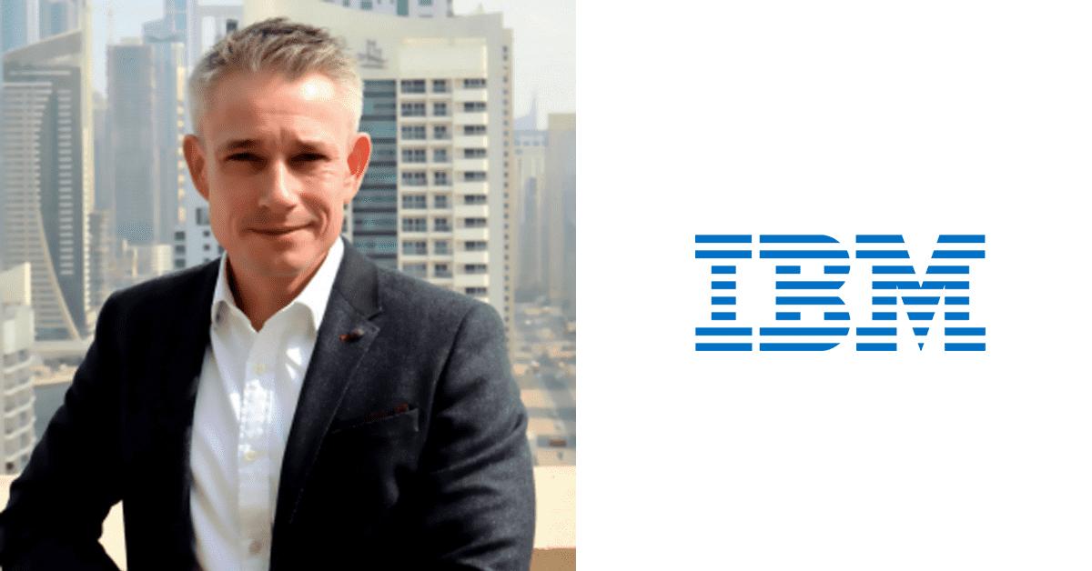 marketing kingdom cairo 3, Christian Andersen from IBM