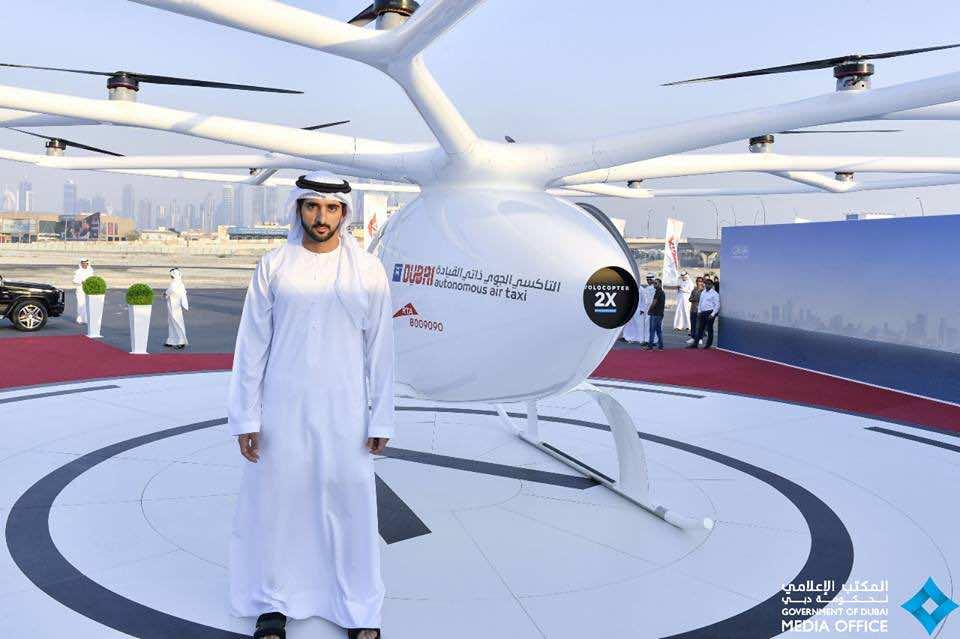 Dubai Air Taxi