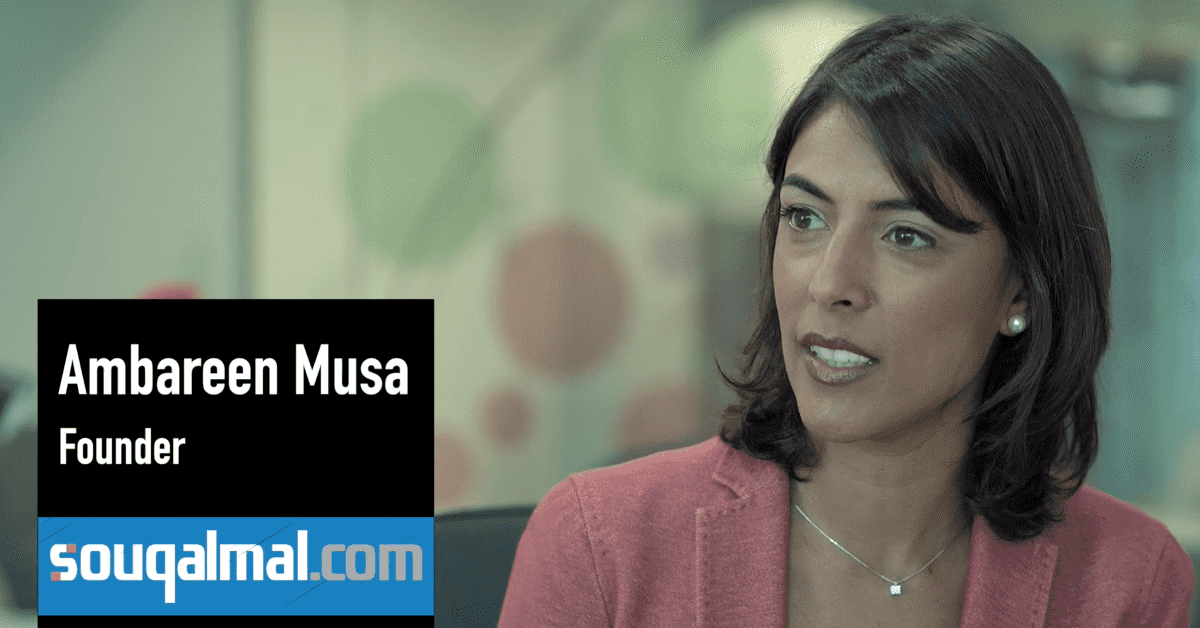 Ambareen Musa, Souqalmal raises $10 million in series B funding with Gocompare.com, RTF & UAE Exchange, Souqalmal.com Raises $10 Million in Series B Funding