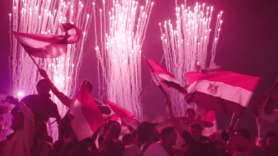 Vodafone, Pepsi Celebrate Egypt's Qualification to the 2018 World Cup, amr diab song for Egypt