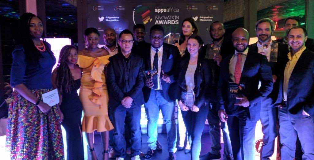 Egypt's Mazady Wins Africa's mCommerce Award, appsAfrica award 2017, mazady egypt, Mcommerce