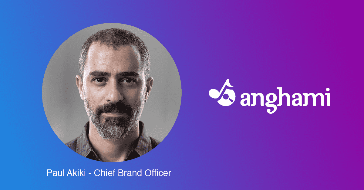 Anghami Names Paul Akiki Chief Brand Officer