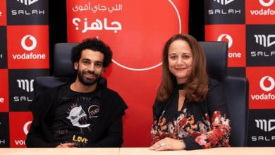 Vodafone Salah, Liverpool's Mohamed Salah Named Vodafone Egypt's Brand Ambassador
