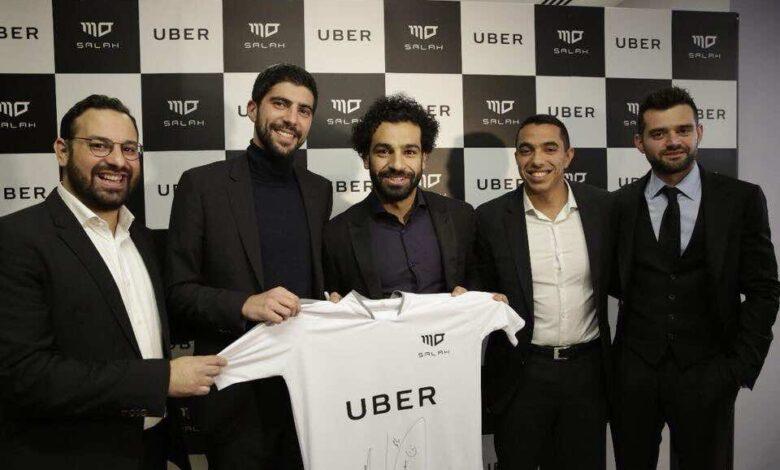 Mohamed Salah named UBER Egypt ambassador