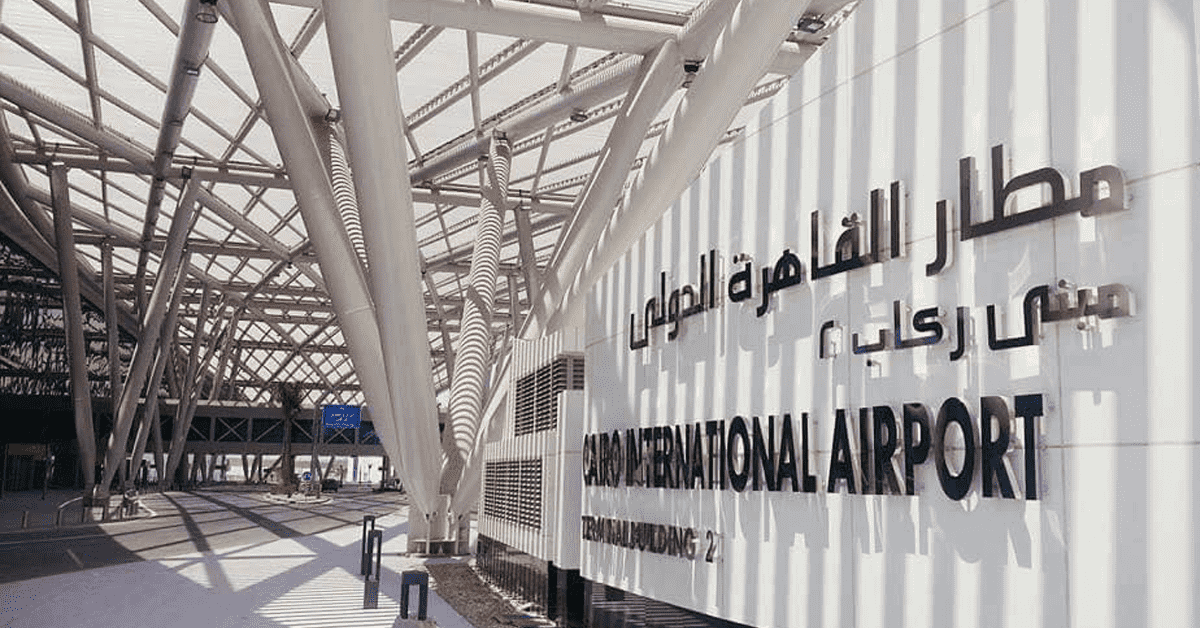 Gemalto high speed passport readers come into operation at Cairo International Airport