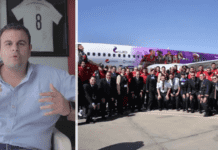 Osman Badran Shares His Thoughts on Egypt's National Football Team's Plane Branding