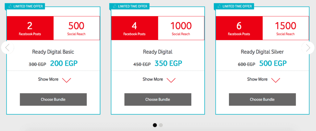 vodafone ready digital bundles