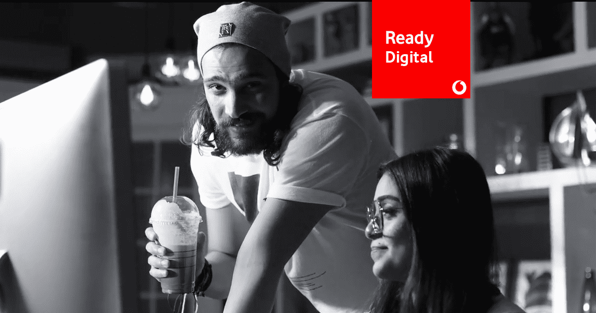 Vodafone Egypt tests waters for 'Ready Digital'