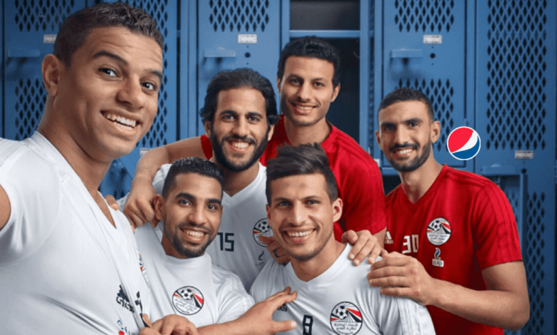 Pepsi Egypt Latest Digital Campaign World Cup 2018, Pepsi Carries Voice of Egypt's Fans, Footballers During Ramadan in New Digital Campaign, world cup, Egypt national team, ramadan campaign pepsi