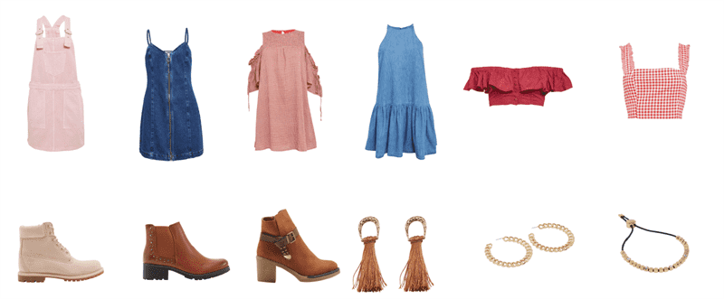 Country Casual, Namshi.com, Namshi Unveils Key Trends For The Season