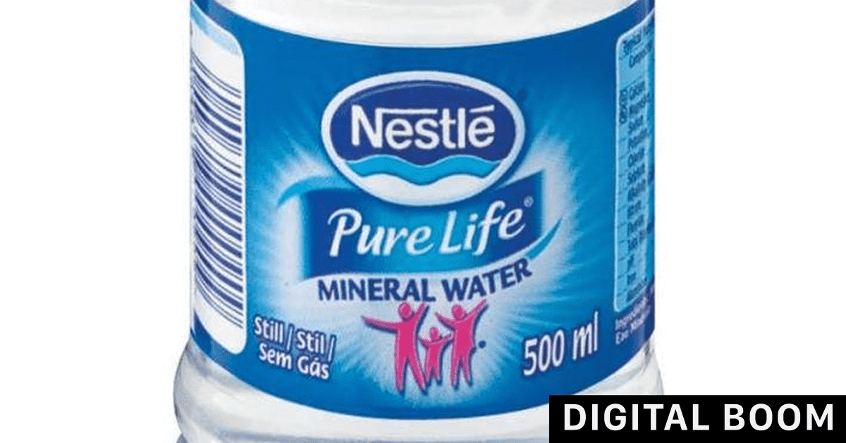 Nestle Pure Life Jordan pulls July 'unsafe' small water bottles, US Embassy in Jordan warns from Nestle water due to Pseudomonas bacteria