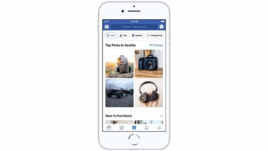 Facebook Marketplace gets artificial intelligence features