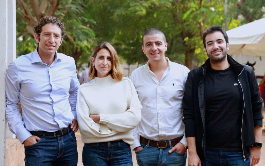 halan app executive team members, Mounir Nakhla CEO, Ahmed Mohsen CTO, Mohamed Aboulnaga CCO and Dina Ghabbour CMO