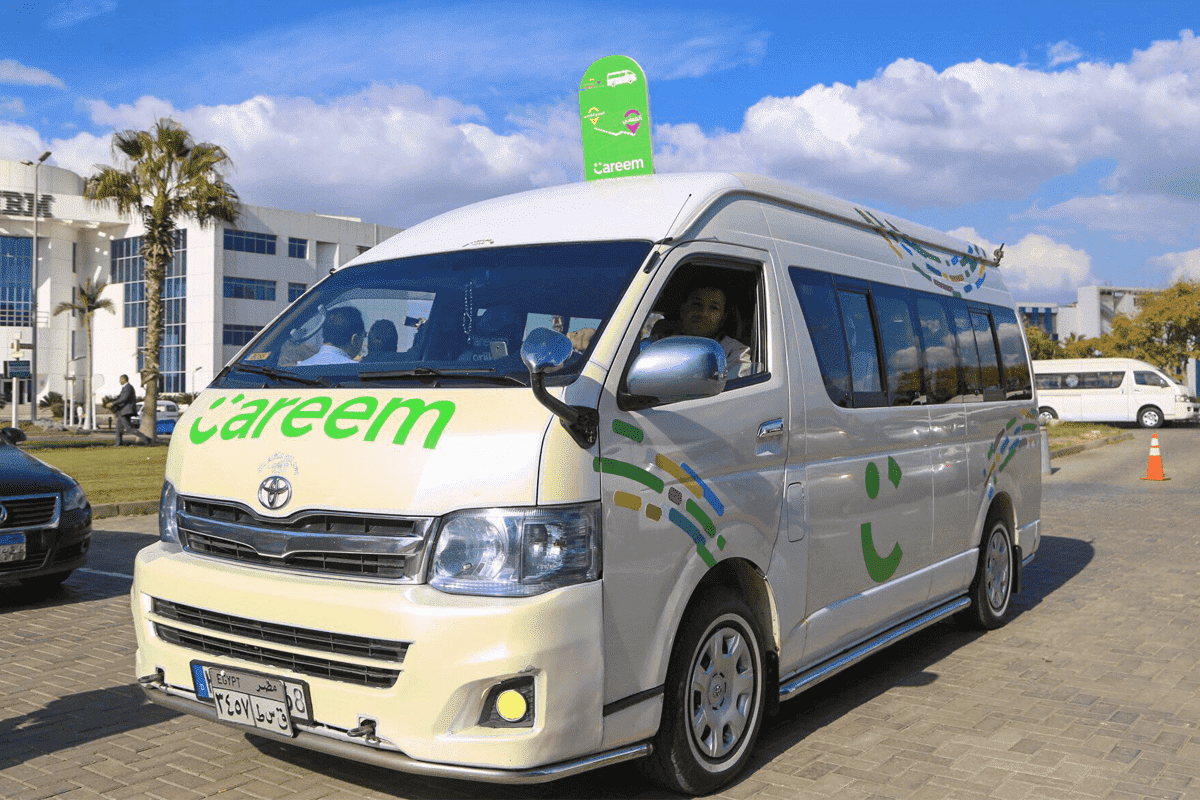 Careem launches minibus service in Egypt