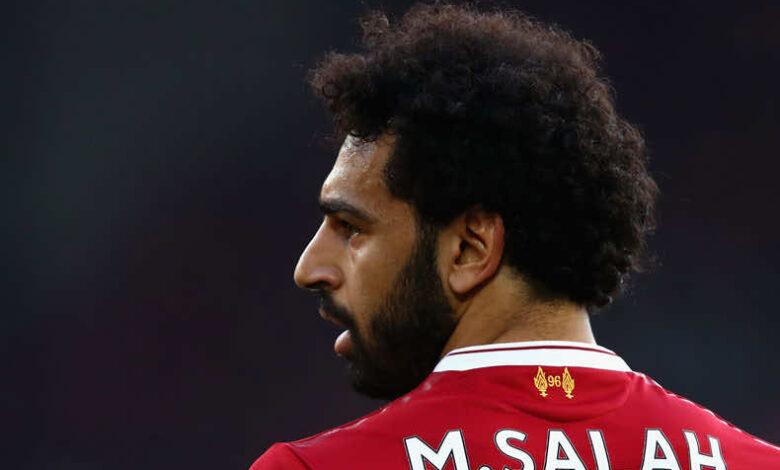 Liverpool's Mohamed Salah deactivates his social media accounts