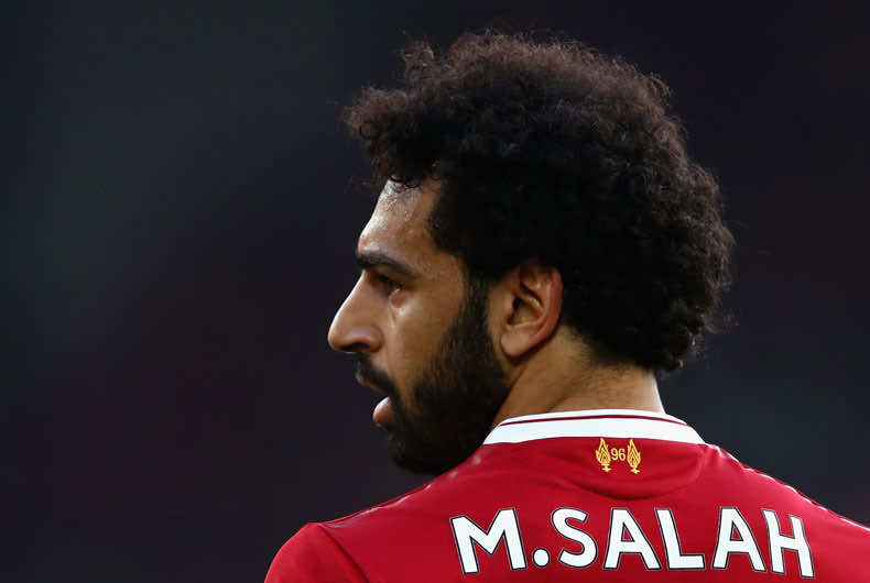 Liverpool's Mohamed Salah deactivates his social media accounts