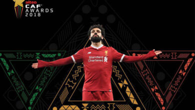 Mohamed Salah Wins African Player of the Year 2018