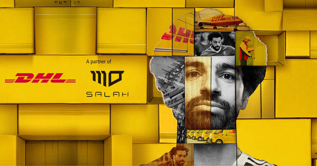 DHL Express, Mo Salah team up for 'The Human Network'