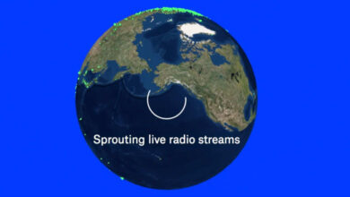 How to add your radio station to Radio Garden Map