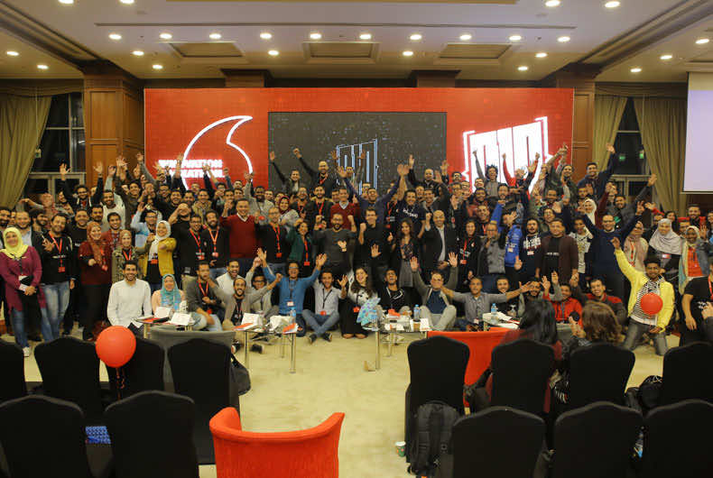 vodafone egypt hackathon 2018, Vodafone Egypt Launches Unprecedented Technological Hackathon