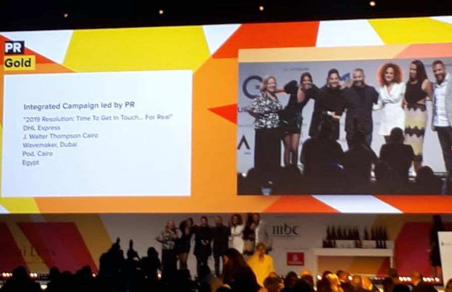 POD Egypt wins three awards at Dubai Lynx 2019