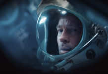 AD Astra, brad pitt 2019, Brad Pitt Chases Stars in AD Astra - Review