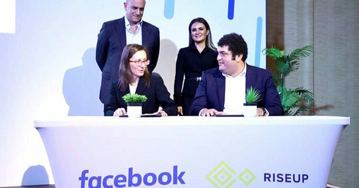 'Boost with Facebook' partners with RiseUp to bring digital skills training to Egyptian startups
