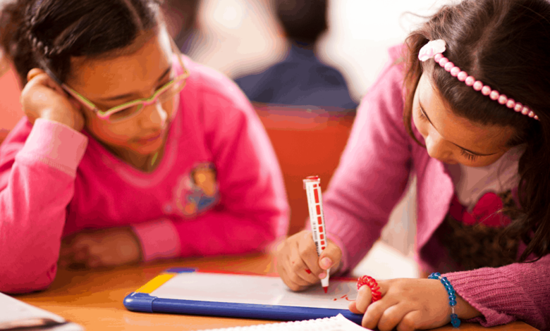 British Council reports high demand for 'Primary Plus' its English courses for children in Egypt