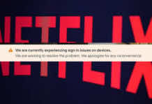 Netflix Down: Netflix not working Users can log in worldwide