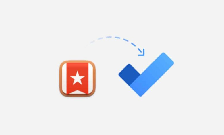 Wunderlist app is shutting down, switching to Microsoft To Do