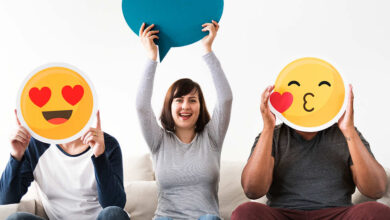 60% of Arab users prefer using emojis over words to express emotions