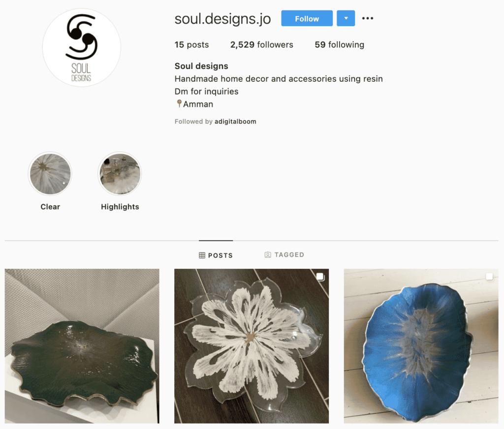 soul designs jordan